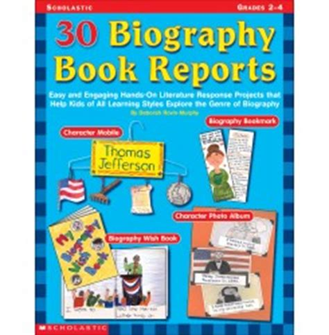 Book report template for young children