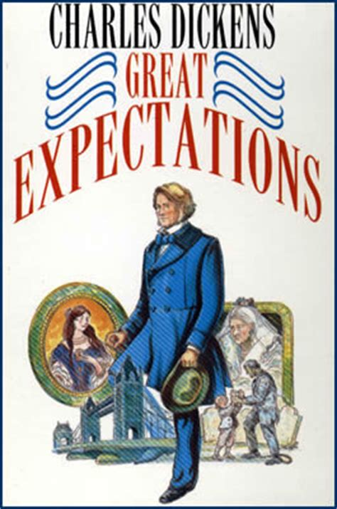 Great expectations literary analysis essay